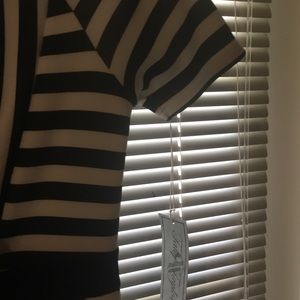 lilly ann taylor Dresses - Lilly Ann Taylor in style black and white dress